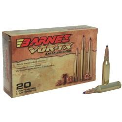 Barnes Vor-tx 7mm Rem Mag...