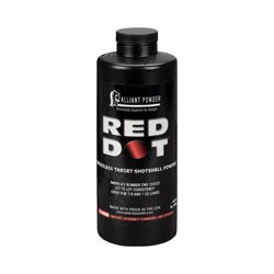 Alliant Powder Red Dot