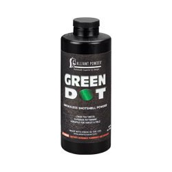 Alliant Powder Green Dot