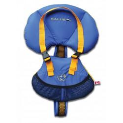 Salus Baby vest Cn-330 Blue