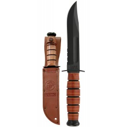 KA-BAR Knife Short USMC...