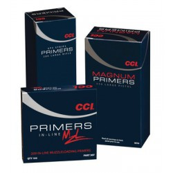 CCI Primer 400 Small Rifle