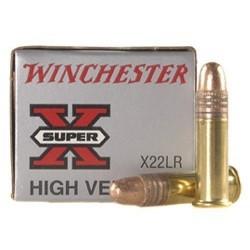 Winchester Super X 22 lr RN