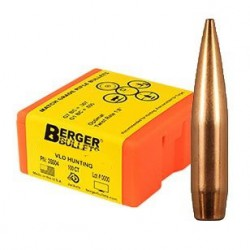 Berger VLD Target .264 140 gr