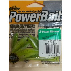 BERKLEY 2'' POWER MINNOW...