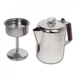 WORLD FAMOUS-9 CUP CAFETIÈRE