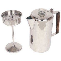 WORLD FAMOUS-12 CUP STAINLESS