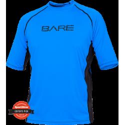 BARE RASH GUARD FOR MEN BLUE