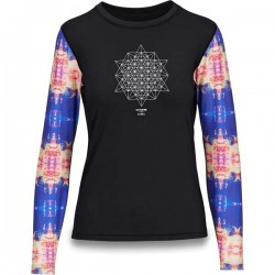 DAKINE-WOMEN FLOW LOOSE FIT...