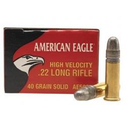 Federal 22 LR 40gr Solid