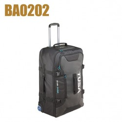 TUSA ROLLER BAG LARGE BLK