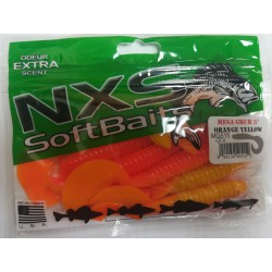 NXS MEGA GRUB 5'' ORANGE...