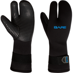 BARE 7mm Mitt, Black