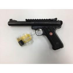 USED Ruger MKIII Target 22lr