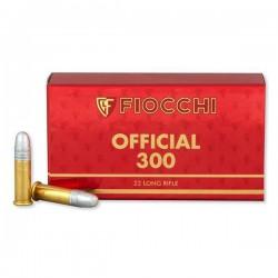 Fiocchi Official 300 22 lr...