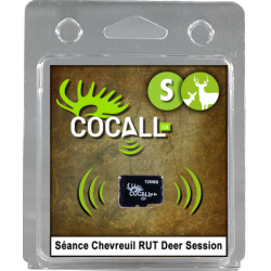 Deer Session Card – RUT