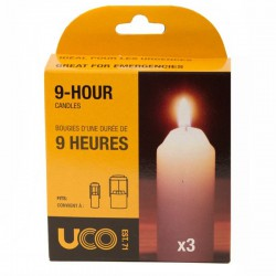 Uco 3 Candles Pack
