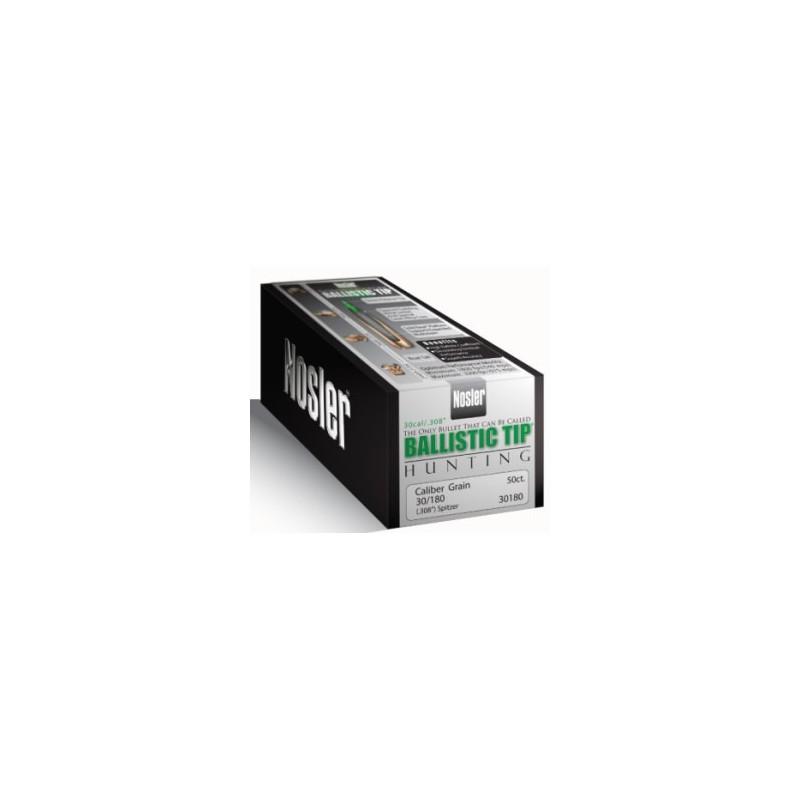 Nosler Balistic Tip  308 165gr 50/Box
