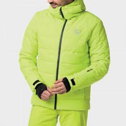 Rossignol - Men's Rapide Ski Jacket - Lime Green Rossignol Clothing