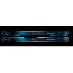 Blizzard Rustler 10 Flat Blue