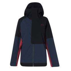 Oakley - Camellia Shell Jacket - Black/Blue OAKLEY Clothing