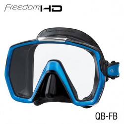 Tusa Mask Freedom HD Blue...