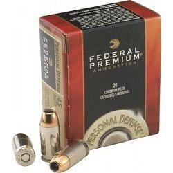 Federal Hydra-shok 9mmx19...
