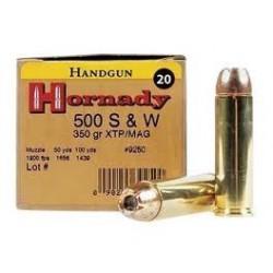 Hornady 500 S&W 350gr XTP...