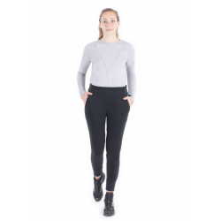 Indygena - Vieno II – French Terry Jogger Pant - Black Indygena Clothing