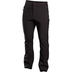 SWIX-CORVARA MEN SOFTSHELL PANT BLACK Swix Bottoms