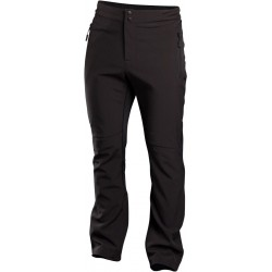 SWIX-CORVARA WOMEN SOFTSHELL PANT BLACK Swix Bottoms