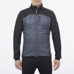 SWIX-MENALI MEN QUILTED JACKET HEATHER CHARCOAL Swix Jackets & Vests