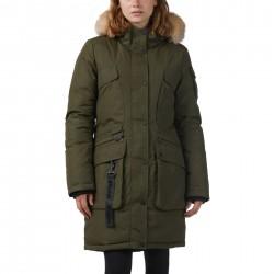 PAJAR CREE JACKET FOR WOMEN MILITARY GREEN Pajar Jackets & Vests
