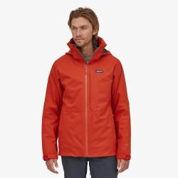 Patagonia Men 3-1 Snowshot Jaket Hot Ember Patagonia Tops