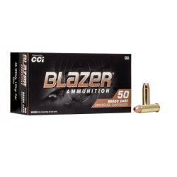 CCI Blazer Brass 38 Special...