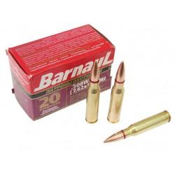 Barnaul 308 Win 168 gr FMJ