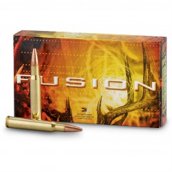 Federal Fusion 270 Win 150gr