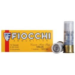 Fiocchi 12 Ga 2 3/4'' Slug...
