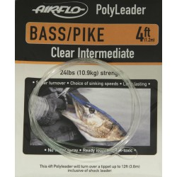Airflo Polyleader Bass Pike 4'