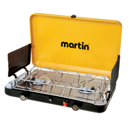 Martin : Two burners deluxe stove - MCS-250 Martin Outdoor Gear