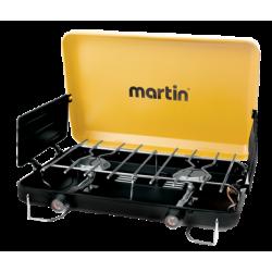 Martin : Two burners stove...