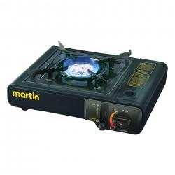 Martin : Réchaud au gaz...
