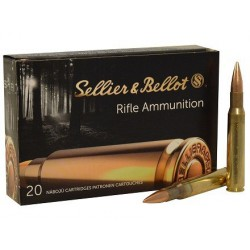 Sellier & Bellot 6.5x55 SE...