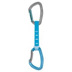 Petzl Djinn Axess Quickdraw 12 cm Blue Petzl Carabiner