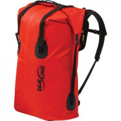 Seal Line Boundary Pack 35L Red Seal Line Backpacks
