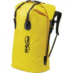 Seal Line Boundary Pack 115 L Yellow Seal Line Backpacks