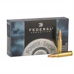 Federal 6mm Rem 100gr S.P.