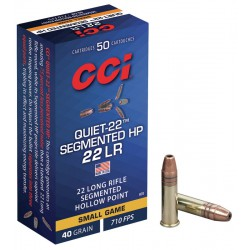 CCI Quiet 22lr 40 gr...