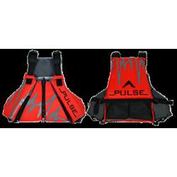 Warrior Paddle Vest Orange/Red