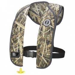 Mustang Manual Inflatable PFD Camo Mustang Survival Personal flotation device